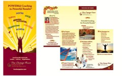 Banner and Brochure